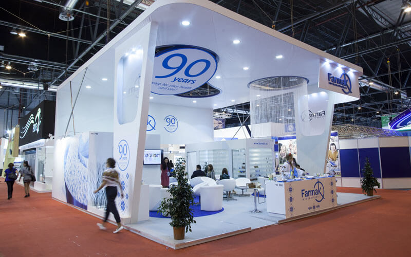Big Exhibition Stand Design : Exhibition stand design and building services in europe triumfo